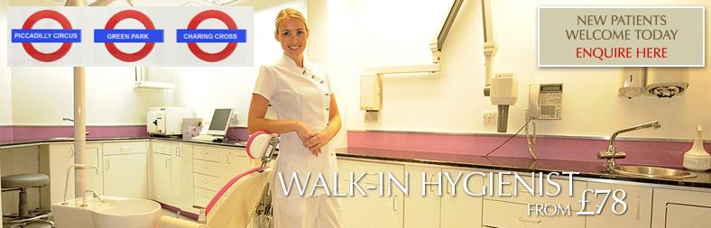 walk in hygienist