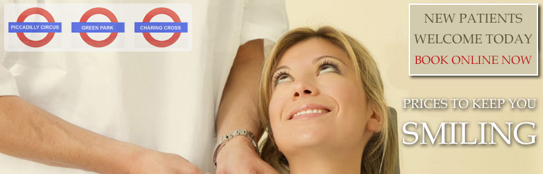 teeth cleaning central london